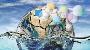 Crisis climáticas y ecosistemas hídricos: visiones sobre la transformación del conflicto